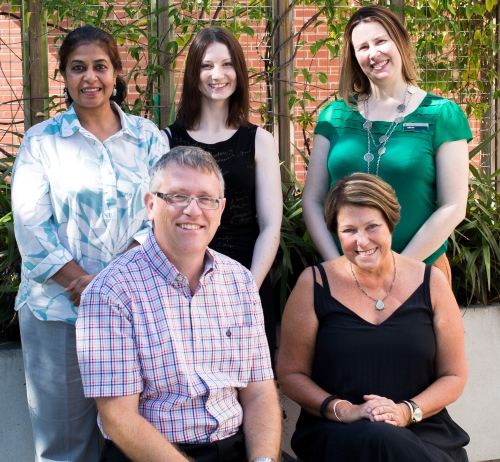 Academic Library Services team - Division of Health