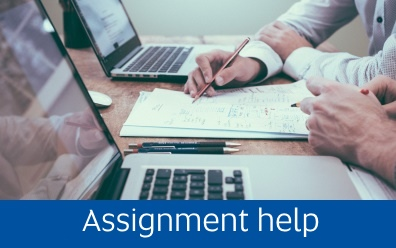 Navigate to our Assessment help page