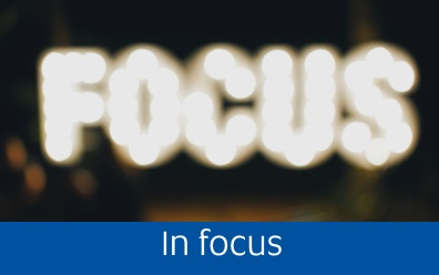 Navigate to the In Focus page