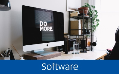 Navigate to the Software page