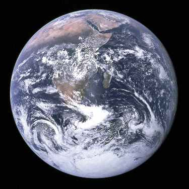 NASA, 'Blue marble', CC Licence: Creative Commons Public Domain (https://en.wikipedia.org/wiki/Public_Domain_Mark), Image Source: Wikimedia Commons (https://commons.wikimedia.org/wiki/File:The_Earth_seen_from_Apollo_17.jpg)