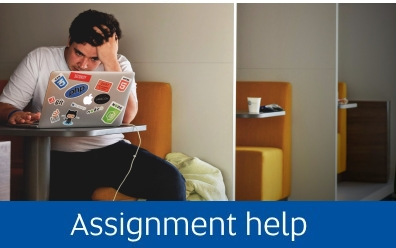 Step-by-step help for core assignments