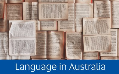 Navigate to the Languages in Australia resource page