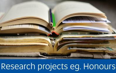 Link to information about research projects