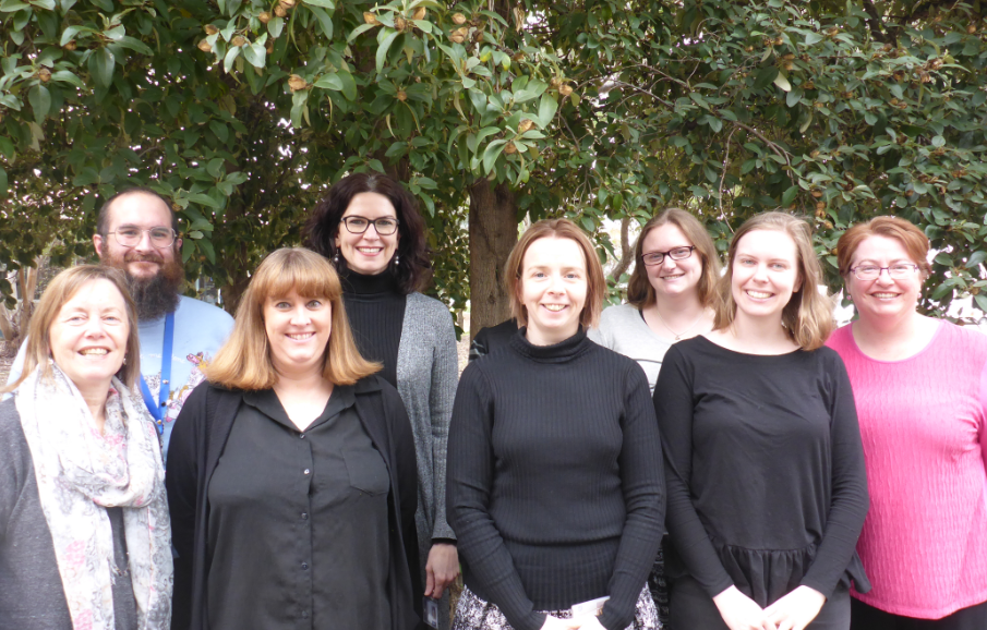 Academic Library Services team - Division of ITEE's picture