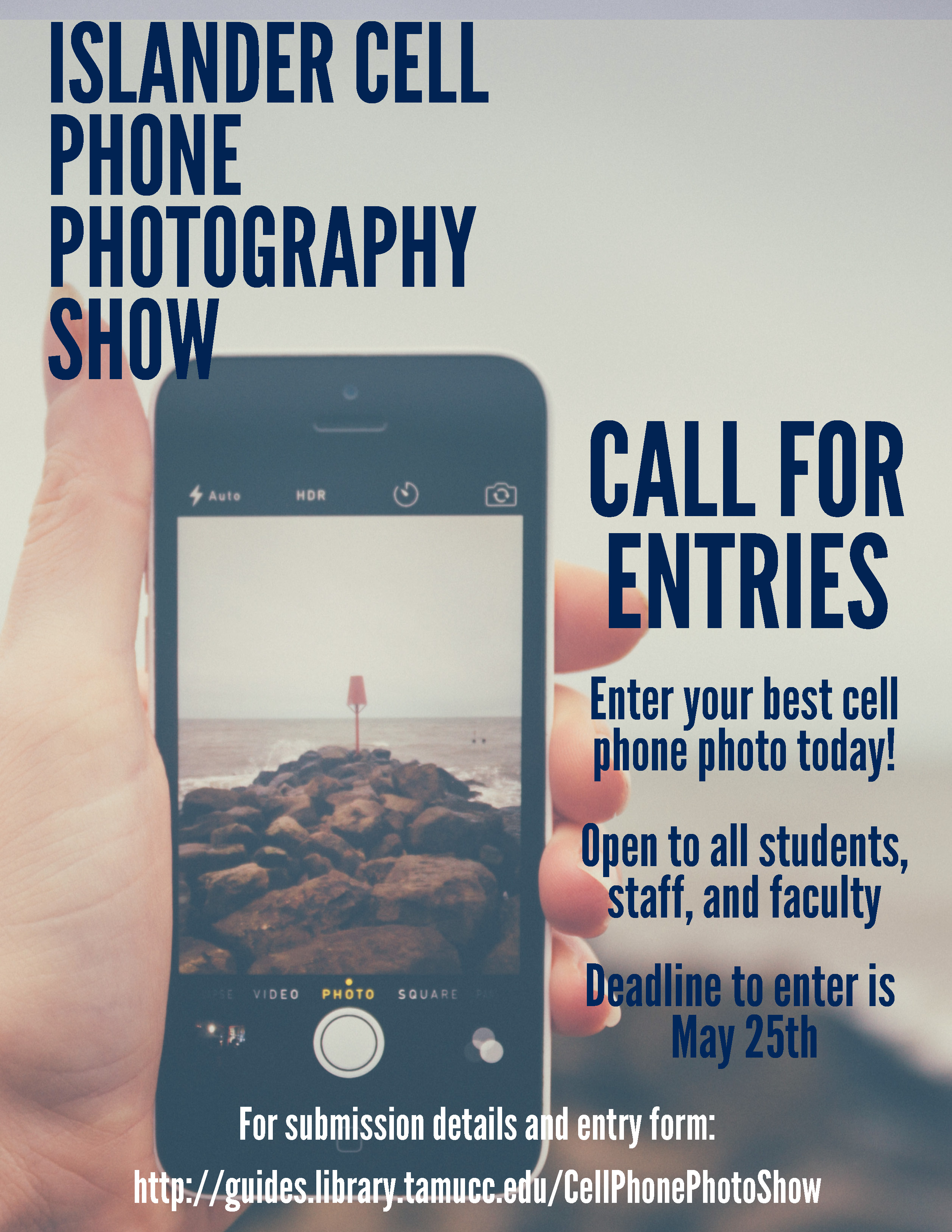 Islander Cell Phone Photography Show Call for Entries