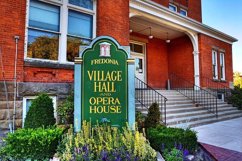Fredonia Village Hall and Opera House