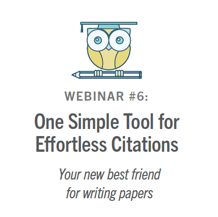 One Simple Citation Tool - NoodleTools