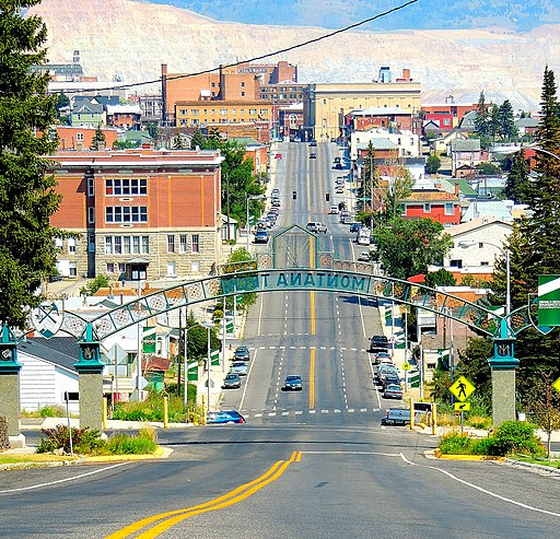 Photo of Butte, MT