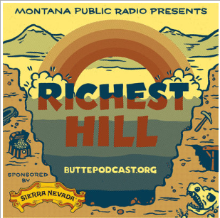 Richest Hill podcast logo