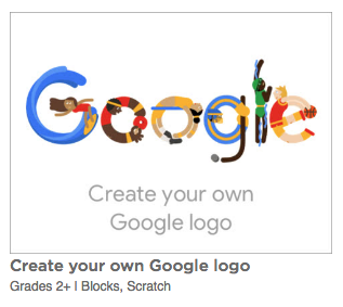 Create your own Google logo