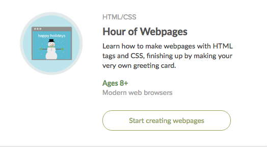 Learn how to make Webpages with HTML