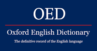 Access the Oxford English Dictionary