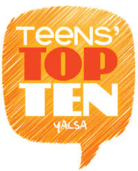 YALSA Top ten books for teens