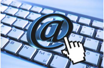 keyboard email image