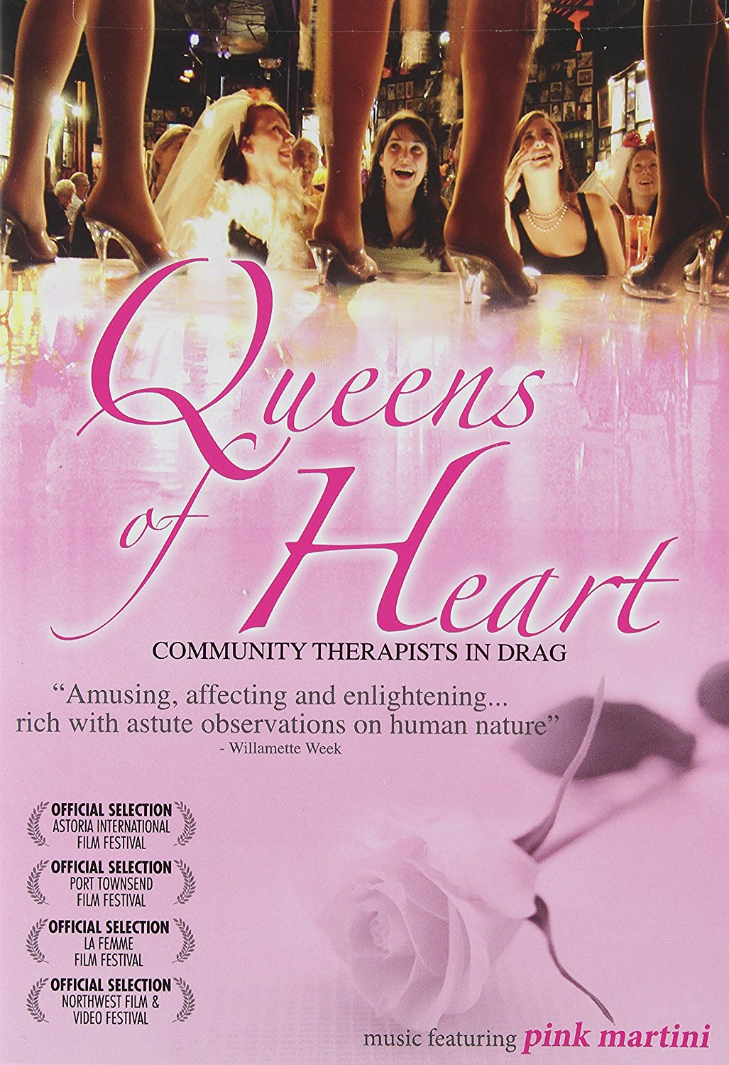 DVD Queens of Heart: Community Therapists in Drag