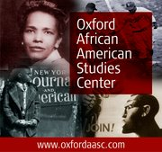 Oxford African American Studies Center composite image