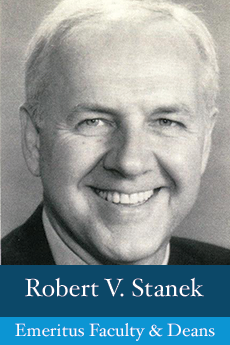 Photo of Robert V. Stanek