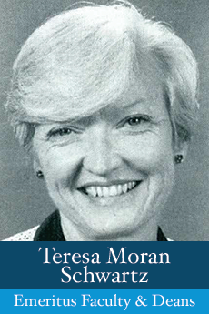 Photo of Teresa Moran Schwartz
