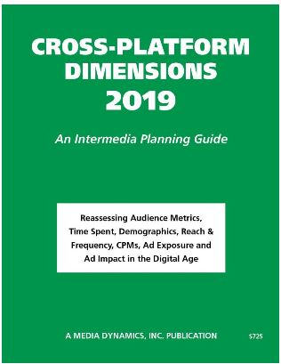 book cover for cross platform dimensions