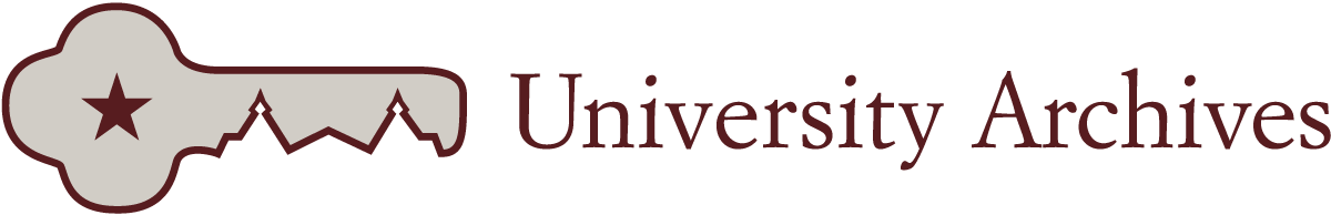 University Archives key logo