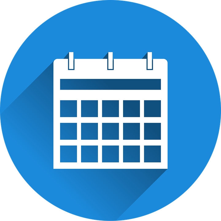 calendar icon for appointments