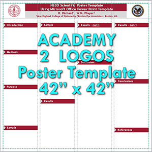 academy two logos template