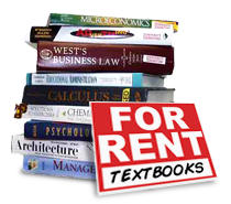 Books for rent