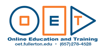 Online Education and Training Logo