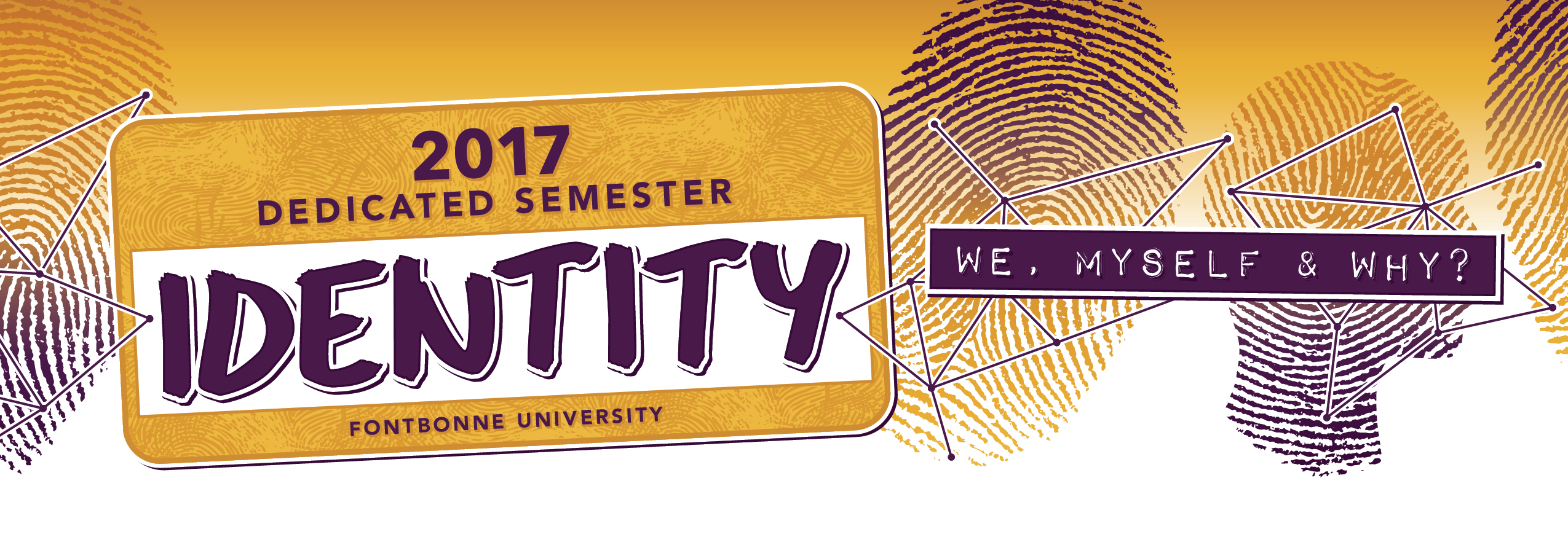 dedicated semester banner logo