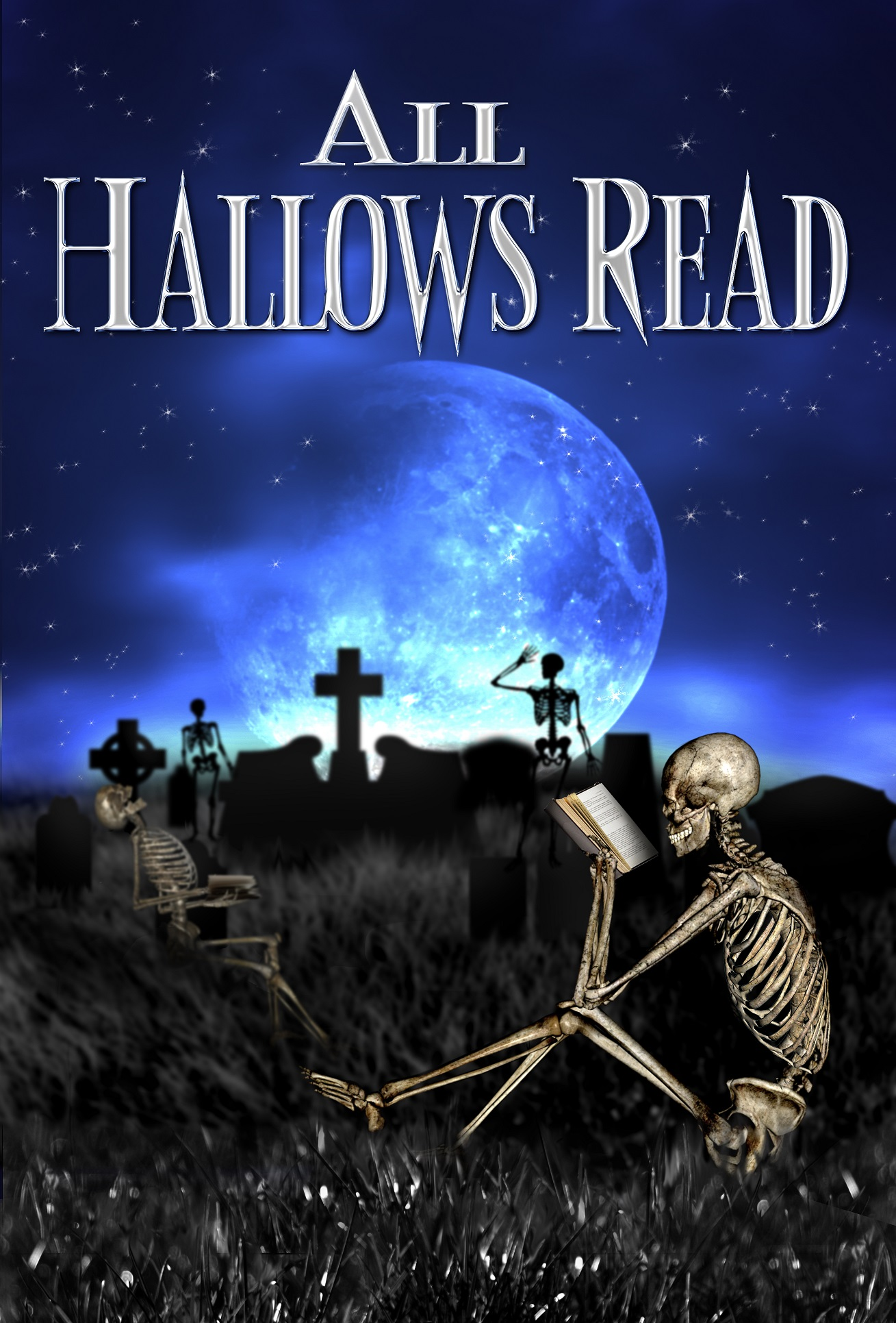 graveyard all hallows read poster