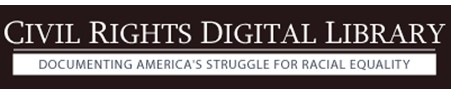 Logo for Civil rights digital library