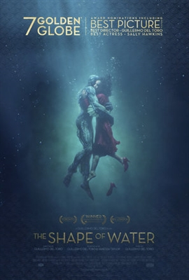 Shape of Water poster