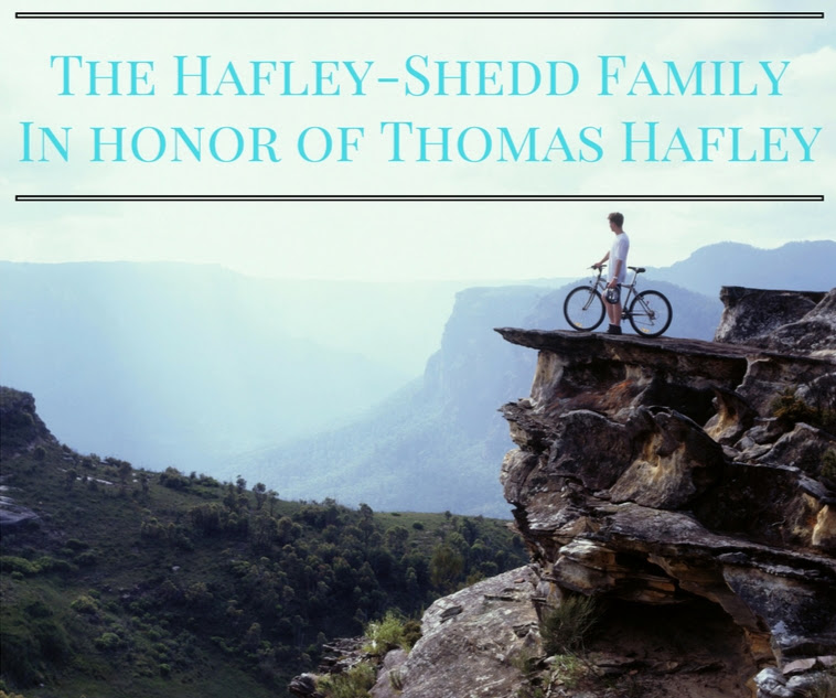 The Hafley-Shedd Family in honor of Thomas Hafley