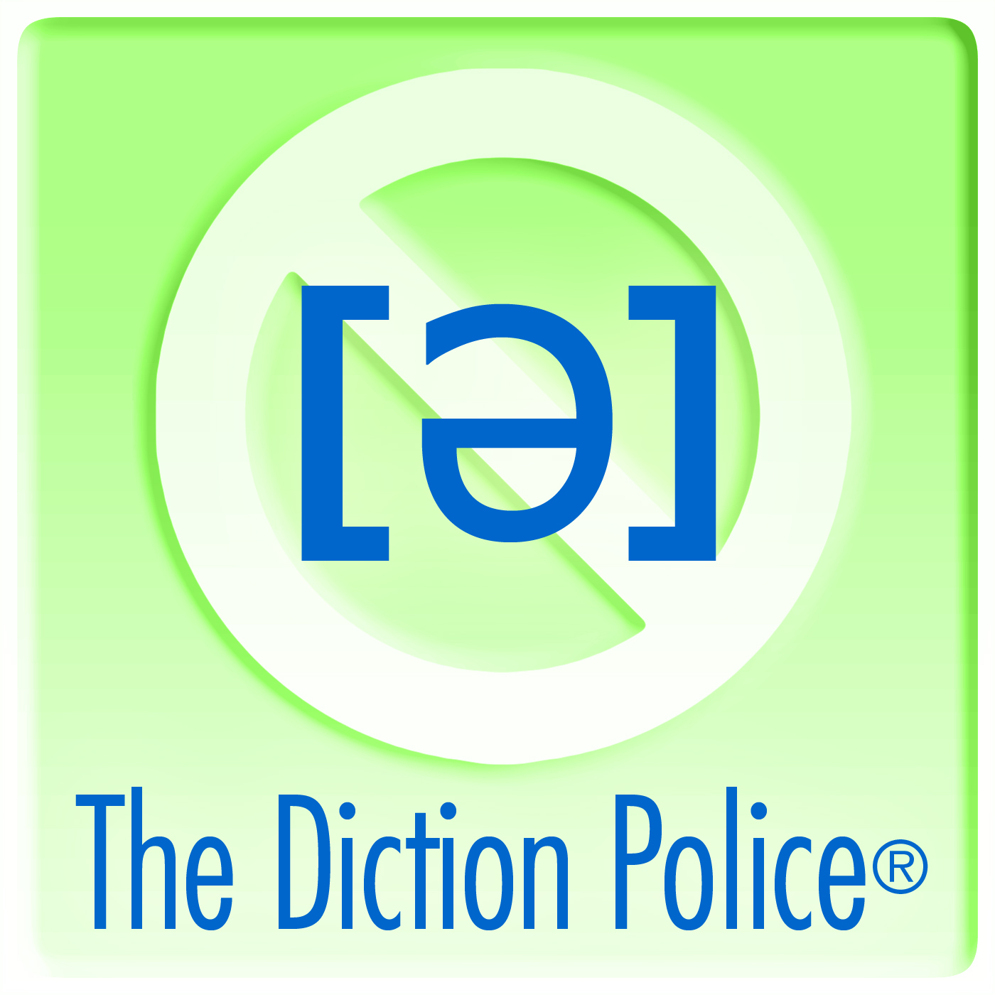 Diction Police Logo