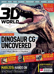 cover of 3d World