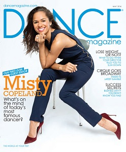 cover of Dance Magazine