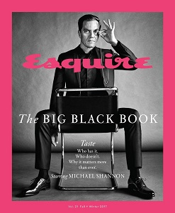 Cover of Esquire: The Big Black Book