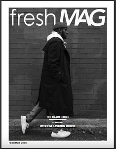 cover of FreshMag