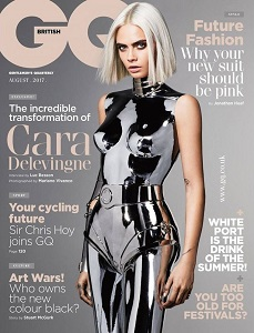 Cover of GQ (UK)