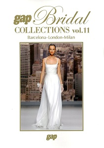 Cover of Gap Press Bridal Collections