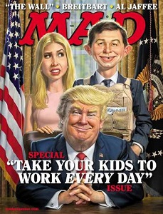 cover of Mad Magazine