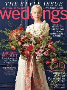 cover of Martha Stewart Weddings
