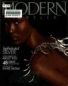 Cover of Modern Jeweler