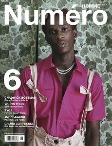 cover of Numero Homme