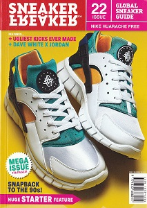cover of Sneaker Freaker