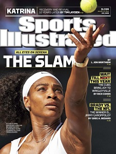 cover of Sports Illustrated