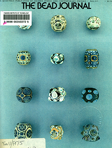 Cover of the Bead Journal