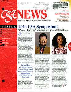 Cover of CSA News