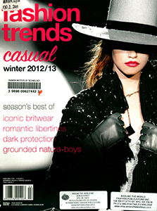 Cover of Fashion Trends Casual